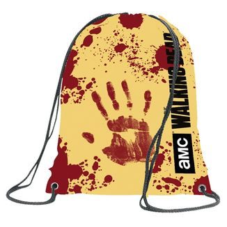 Bag GYM Walking Dead Logo