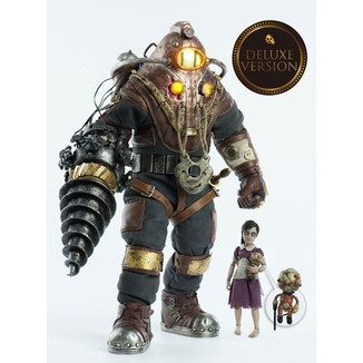 Figura BioShock 2 - Subject Delta & Little Sister Deluxe Version