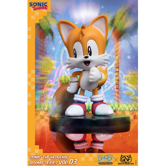 Figura Tails Boom8 Series Sonic The Hedgehog