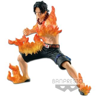 Figura One Piece - Portgas D. Ace - Abiliators