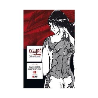 Kasajiro, el clava-tatamis #02