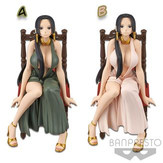 Figura One Piece - Boa Hancock - Girly Girls