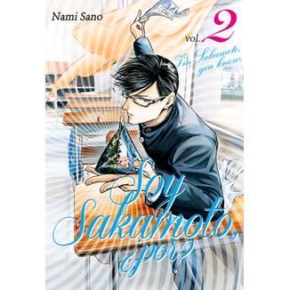 Soy Sakamoto, ¿por? #02