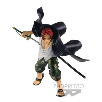 Figura One Piece - Shanks - Swordsmen Vol. 2