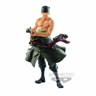 Figura One Piece - Roronoa Zoro - Big Size
