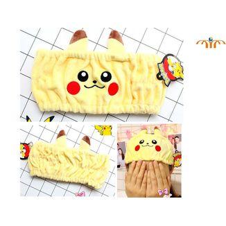 Cinta para el cabello Pikachu