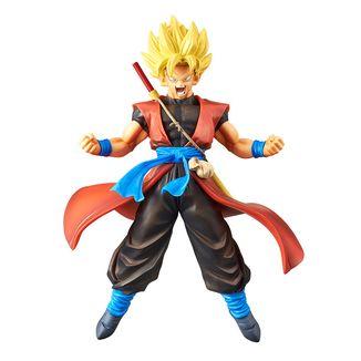 Figura Super Dragon Ball Heroes - Son Goku Xeno SSJ - DXF Figure