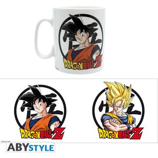 Taza Son Goku SS Dragon Ball Z