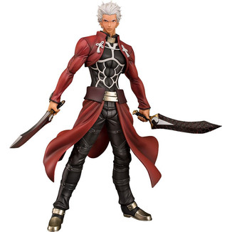 Figura Fate/Stay Night Unlimited Blade Works Archer Route Unlimited Blade Works