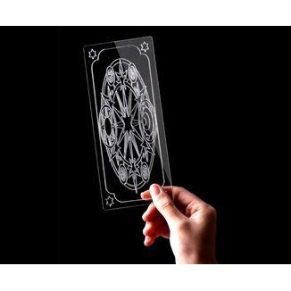 Cartas Cardcaptor Sakura versión Clear Cards