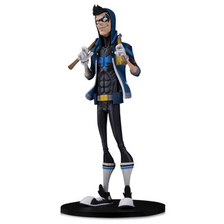 Figura Nightwing by Hainanu Nooligan Saulque DC Artist Alley DC Comics