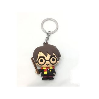 Llavero Harry Potter Caucho