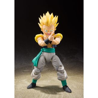 Sh Figuarts Super Saiyan Gotenks Dragon Ball Z