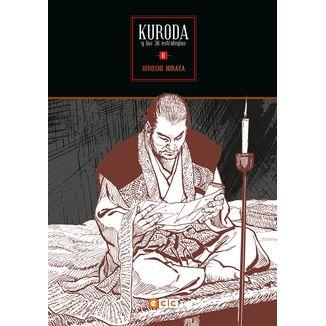 Kuroda y las 36 Estrategias #06 Manga Oficial ECC Ediciones
