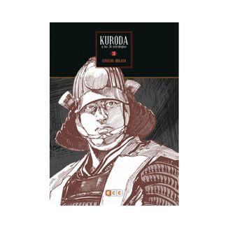 Kuroda y las 36 Estrategias #03 (Spanish) Manga Oficial ECC Ediciones