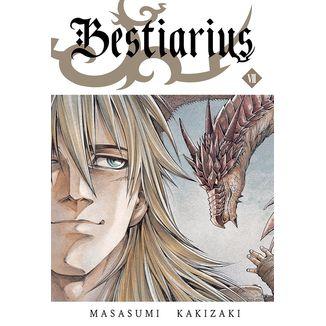 Bestiarius #07 Manga Oficial Milky Way Ediciones