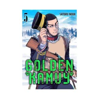 5# Golden Kamuy