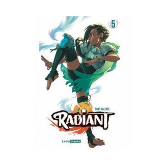 Radiant #05 Oficial Letra Blanka