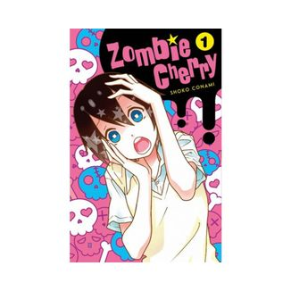 Zombie Cherry #01 Manga Oficial Fandogamia Editorial