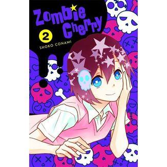 Zombie Cherry #02 Manga Oficial Fandogamia Editorial