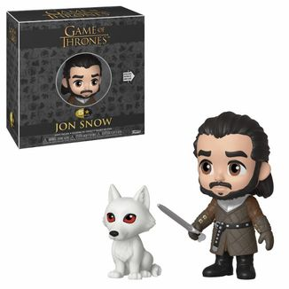 Jon Snow Figure Game Of Thrones 5 Star