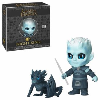 Night King Figure Game Of Thrones 5 Star