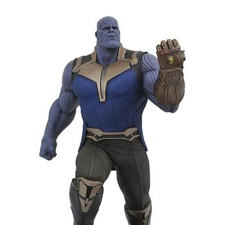 Figura Thanos Marvel Gallery Vengadores Infinity War Marvel Comics
