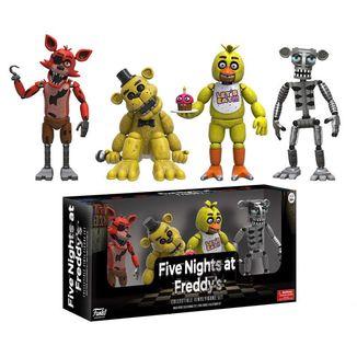 Figuras Five Nights At Freddy's Set 1