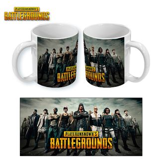 Taza Player Unknown Battlefield Group