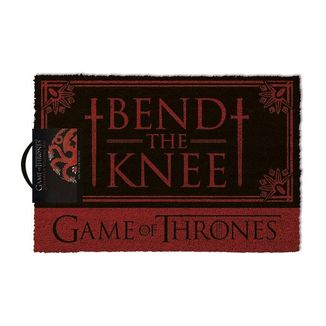 Doormat Bend The Knee Game of Thrones