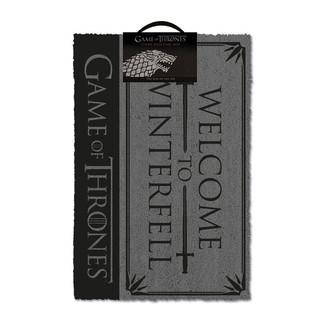 Doormat Welcome to Winterfell Game of Thrones