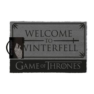 Doormat Welcome to Winterfell Game of Thrones