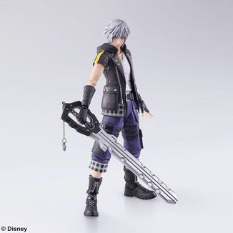 Riku Figure Bring Arts Kingdom hearts III