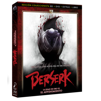 Berserk Golden Age Arc III - The Advent Collector's Edition Bluray