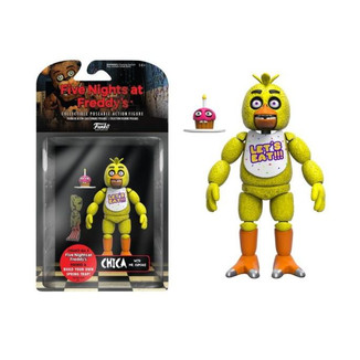 Figura Five Night's at Freddy's - Chica with Mr. Cupcake - Funko Action Figure