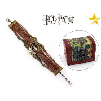 Pulsera Harry Potter en cofre regalo