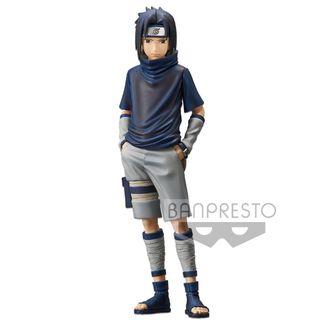 Sasuke Uchiha Grandista Figure Shinobi Relations Naruto