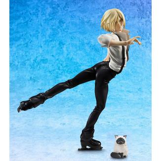 Figura Yuri!!! on Ice Yuri & Pyocha G.E.M.