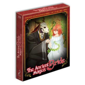 The Ancient Magus Bride Collector's Edition Part 1 Bluray