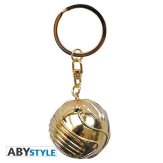 Golden Snitch Keychain Harry Potter
