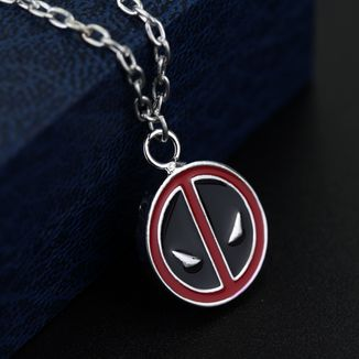 Colgante Deadpool Marvel Comics