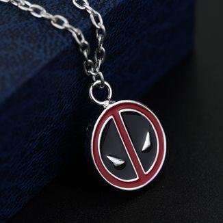Deadpool Marvel Comics Necklace