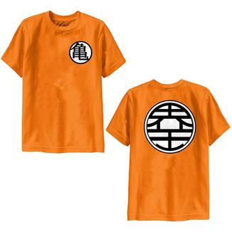 Camiseta Dragon Ball Niño