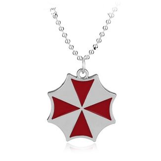Colgante logo Umbrella Resident Evil