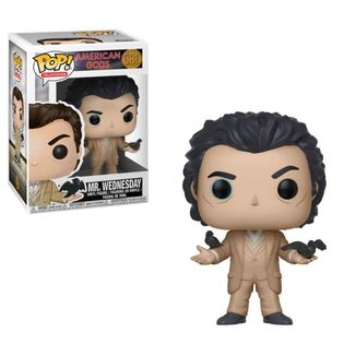 Funko POP! Mr Wednesday American Gods