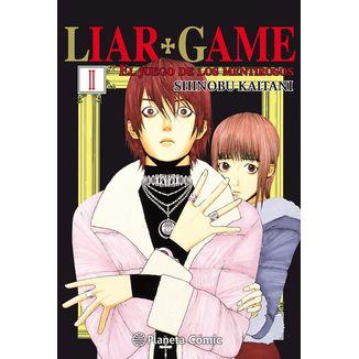 Liar Game El Juego De Los Mentirosos #02 Manga Oficial Planeta Comic