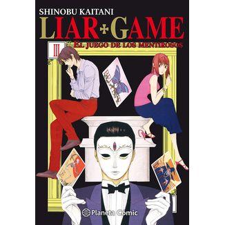 Liar Game El Juego De Los Mentirosos #03 Manga Oficial Planeta Comic (spanish)