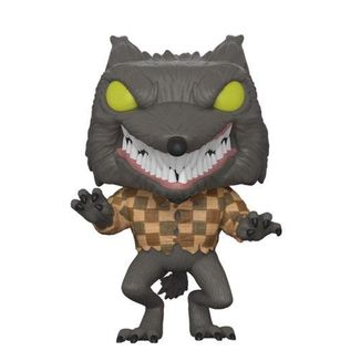 Wolfman Speciality Series Funko POP! Nightmare before Christmas