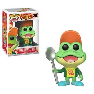Dig'em Frog Funko POP! Honey Smacks