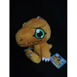 Peluche Agumon Digimon 15th Anniversary
